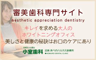 審美歯科専門サイト