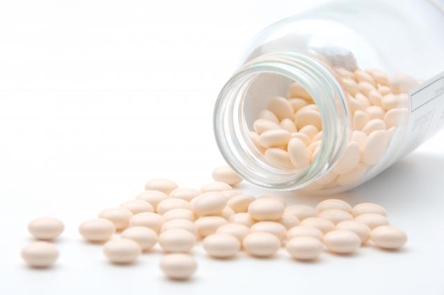 お薬の服用で、炎症・痛みを抑えます