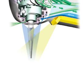 衛生的なAT・ARクリーンシステム