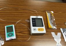 口腔機能の測定についての勉強会