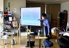 障害者施設様での講演会