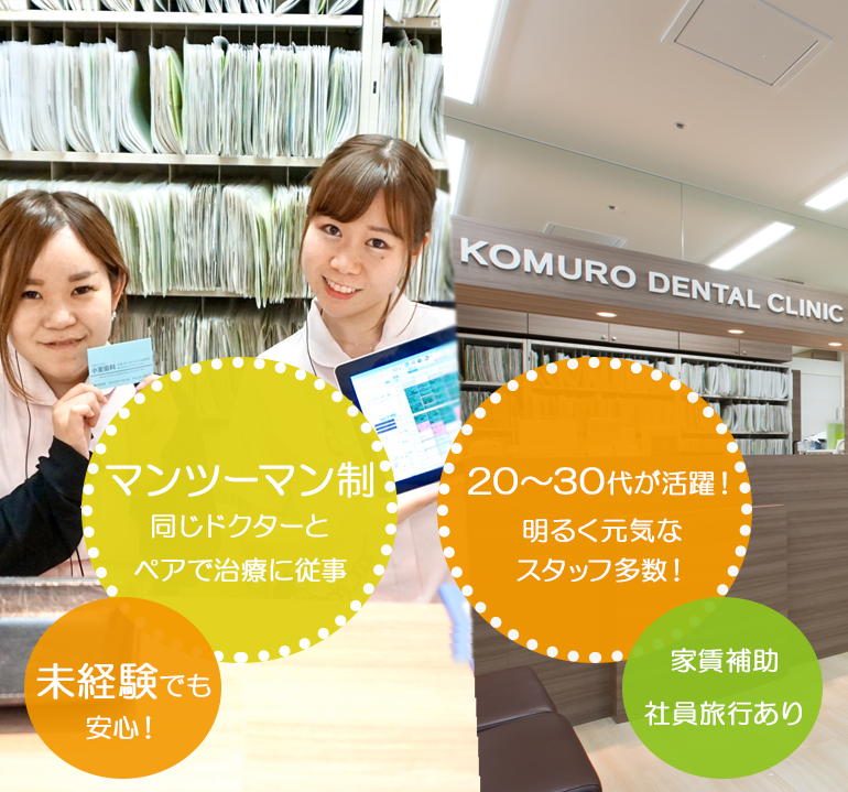 ドクターと密なコミュニケーションで差し歯と入れ歯の調整を迅速・確実に対応可能